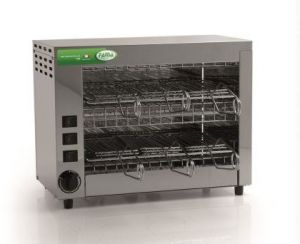 Q12 - 2.8Kw stainless steel oven - 6 PINS