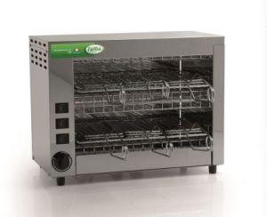 Q12  -  Forno in Acciaio INOX 2,8Kw  - 6 PINZE