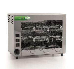 Q18 - 2.8Kw stainless steel oven - 9 PINS