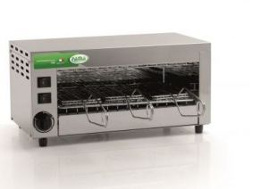 Q6 - 1.9Kw stainless steel oven - 3 PINS