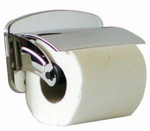 T105041 Toilet paper holder for single roll