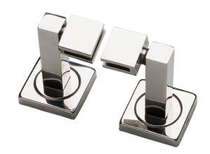 T105114 Supporti in acciaio inox AISI 304 per specchi