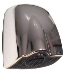 T704101 Asciugamani elettrico a fotocellula ABS cromato
