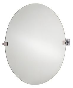 T710105 Oval swing glass mirror