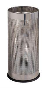 T775110 Portaombrelli in acciaio inox perforato