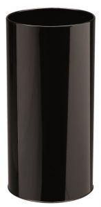 T775121 Portaombrelli metallo nero (confezione da 6 pezzi)