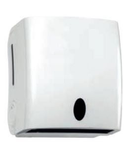 T906220 Automatic paper towel dispenser White ABS