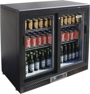 G-BC2PS Horizontal refrigerated display for drinks