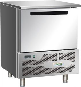G-D5A Stainless steel Aisi304 Freezing freezer, N ° 5 Trays GN1 / 1