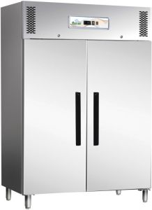 G-ECV1200BT Professional ventilated stainless steel refrigerator cabinet AISI430