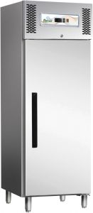 G-ECV600TN Professional ventilated stainless steel refrigerator cabinet AISI430
