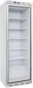 G-EF400G-  ECO static refrigerated cabinet with glass door - Capacity 350 Lt