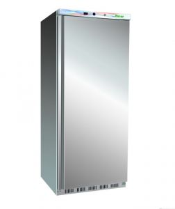 G-ER600SS Single door refrigerated cabinet - Capacity 555Lt - Positive Temperature