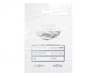 HY-1217 Hydro Sacchetto biancheria in polietilene bianco Dim. 40x60 - 1000 pezzi