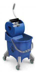 0B066470 Secchio Pile Dry - Blu