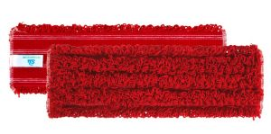 0RR00745MR Ricambio Sistema Velcro Microriccio - Rosso